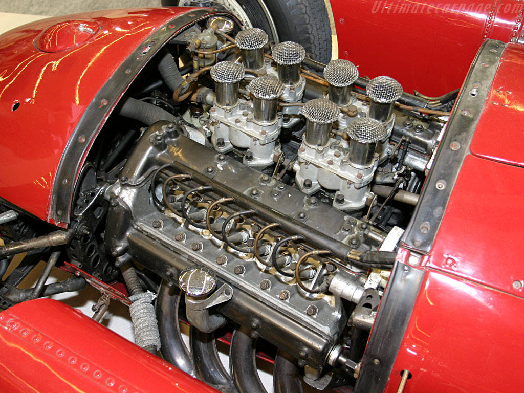 Lancia D50 High Resolution Image 10 of 12