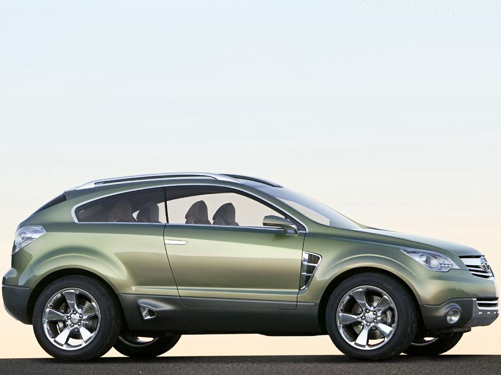 Opel Antara GTC Concept - High
