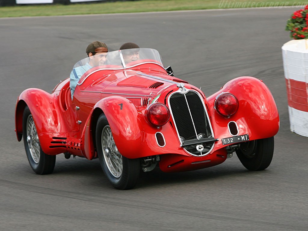 Alfa Romeo 8C 2900B MM Touring