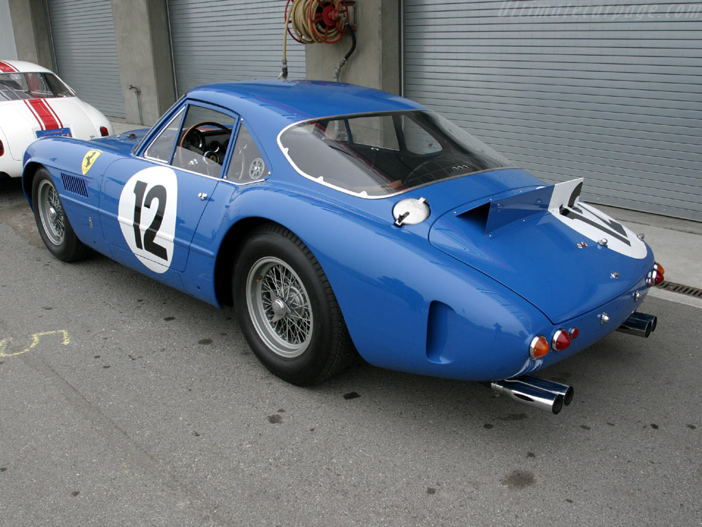 a 1961 250 gt swb berlinetta