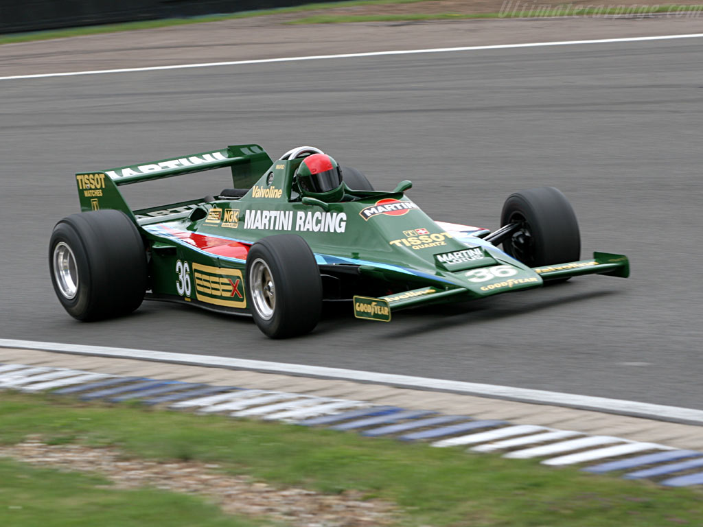 Lotus 80 Cosworth High Resolution Image 1 Of 12