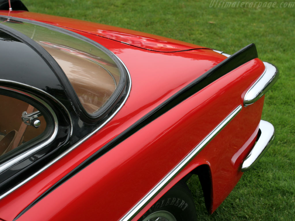 Ferrari 212 Inter Vignale Berlinetta High Resolution Image