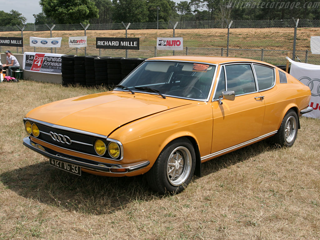 Audi 100 Coupe S High Resolution Image 1 Of 4