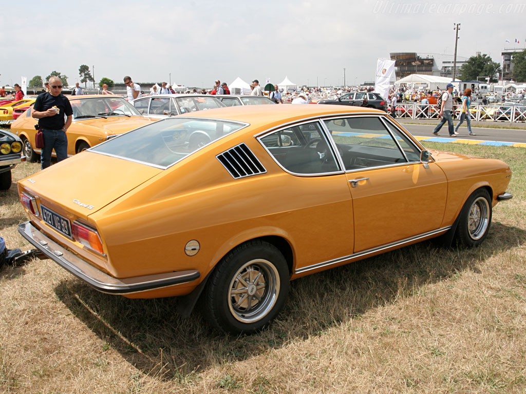 Audi 100 Coupe S High Resolution Image 3 Of 4