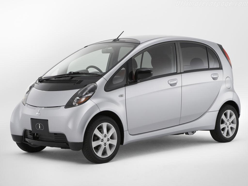 Mitsubishi I concept