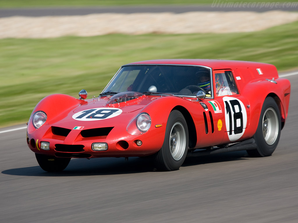Ferrari 250 GT SWB \u0027Breadvan\u0027 High Resolution Image (1 of 18)