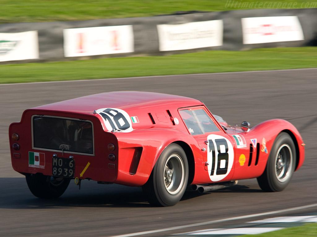 What Is A Ferrari >> Ferrari 250 GT SWB 'Breadvan' High Resolution Image (10 of 18)