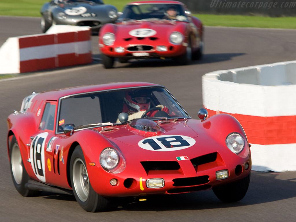 Ferrari 250 GT SWB 'Breadvan'