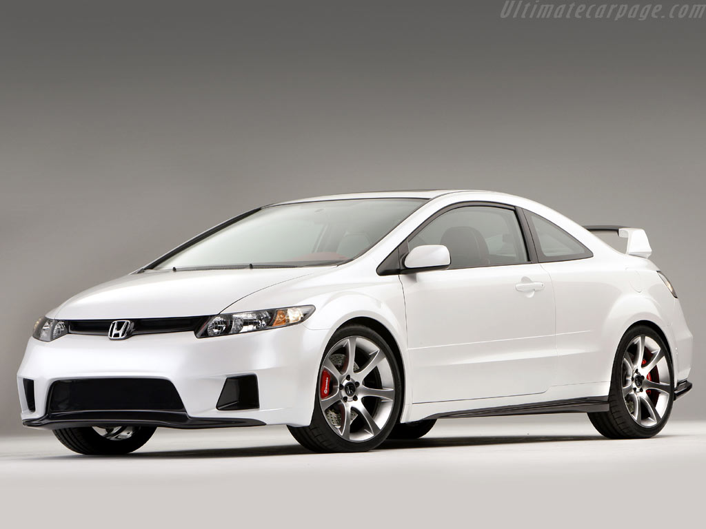 honda civic si sport concept high resolution image 1 of 6