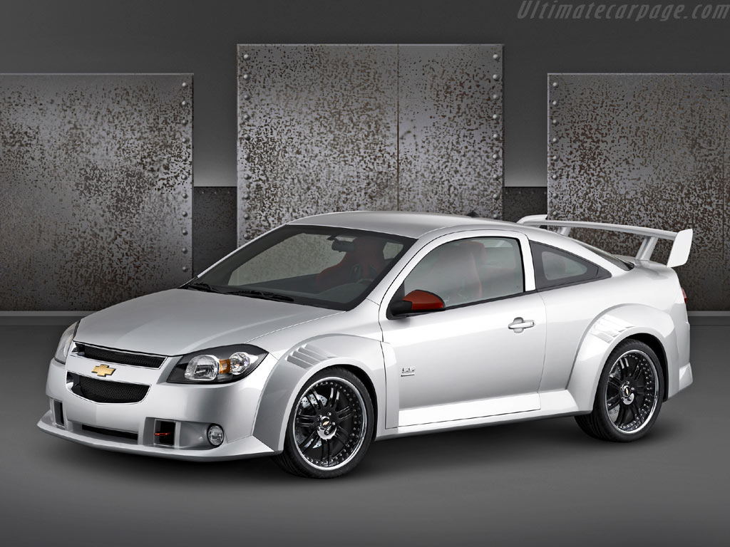 Chevrolet Cobalt Ss Coupe Wide Body High Resolution Image