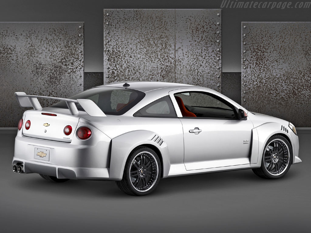 Chevrolet Cobalt SS Coupe Wide Body High Resolution Image 2 of 2