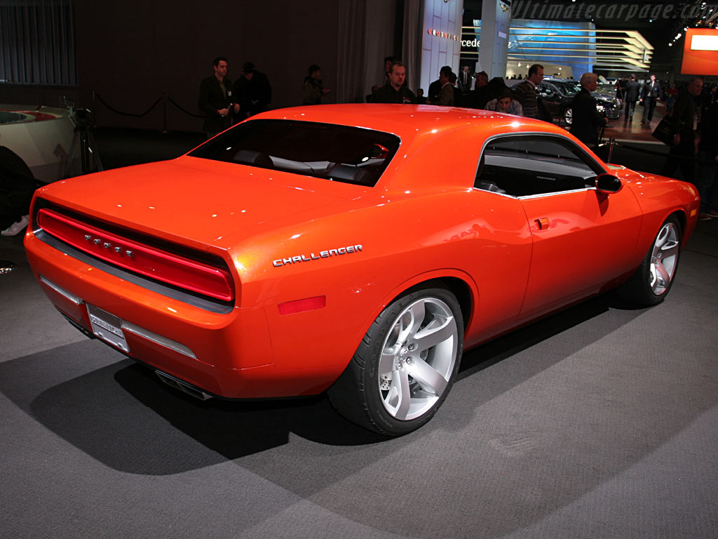 2018 Dodge Challenger >> Dodge Challenger Concept High Resolution Image (6 of 18)