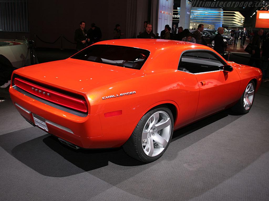 Dodge Challenger Image Dodge Challenger Custom