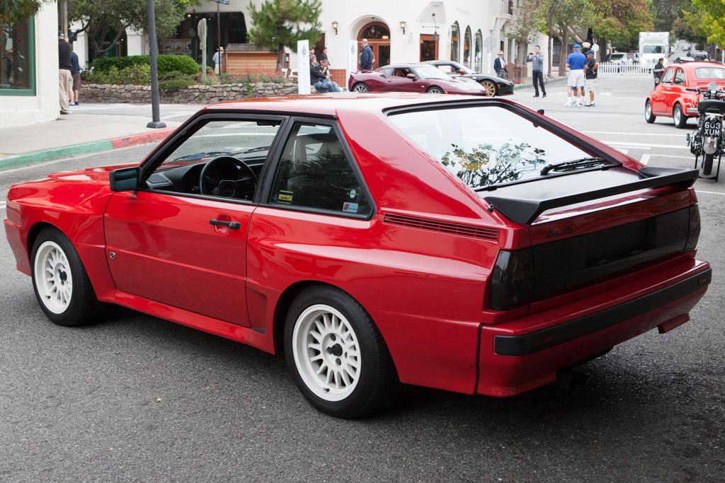 1980 1986 Audi Quattro Sport Dark Cars Wallpapers
