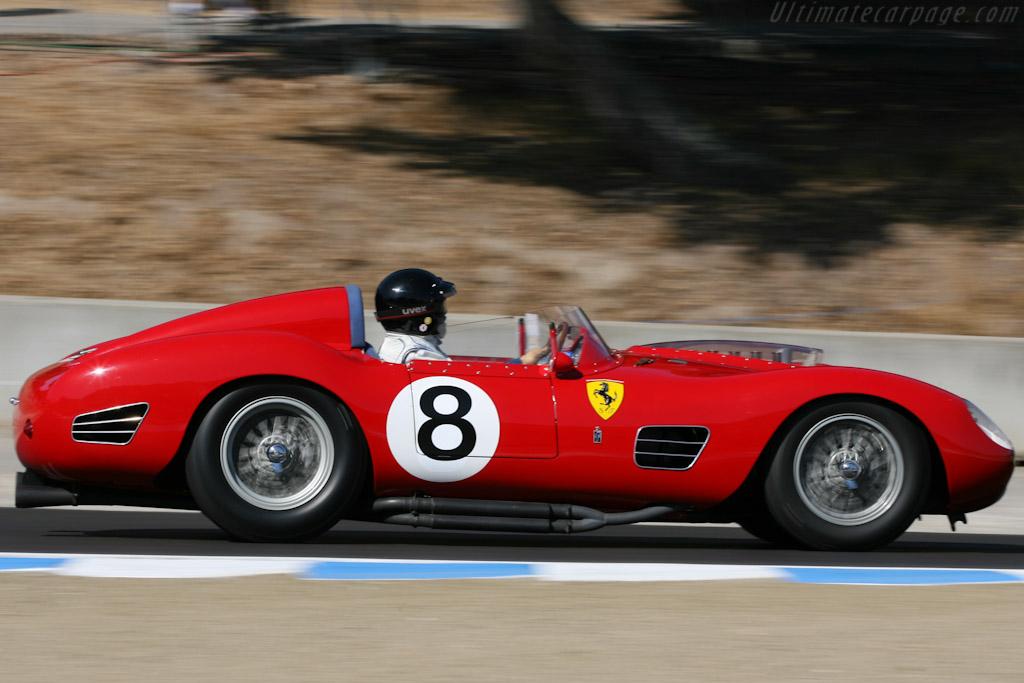 Ferrari 250 TR59 (s/n 0768TR - 2006 Monterey Historic Automobile Races ...