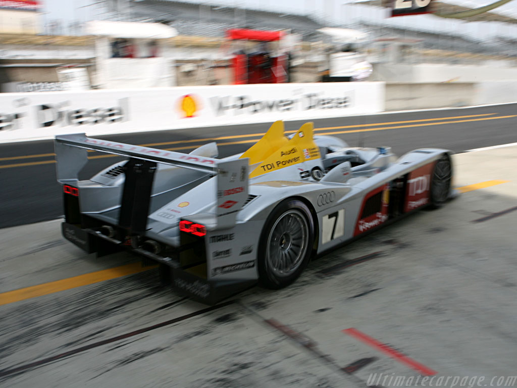 Audi R10 Tdi High Resolution Image 9 Of 30