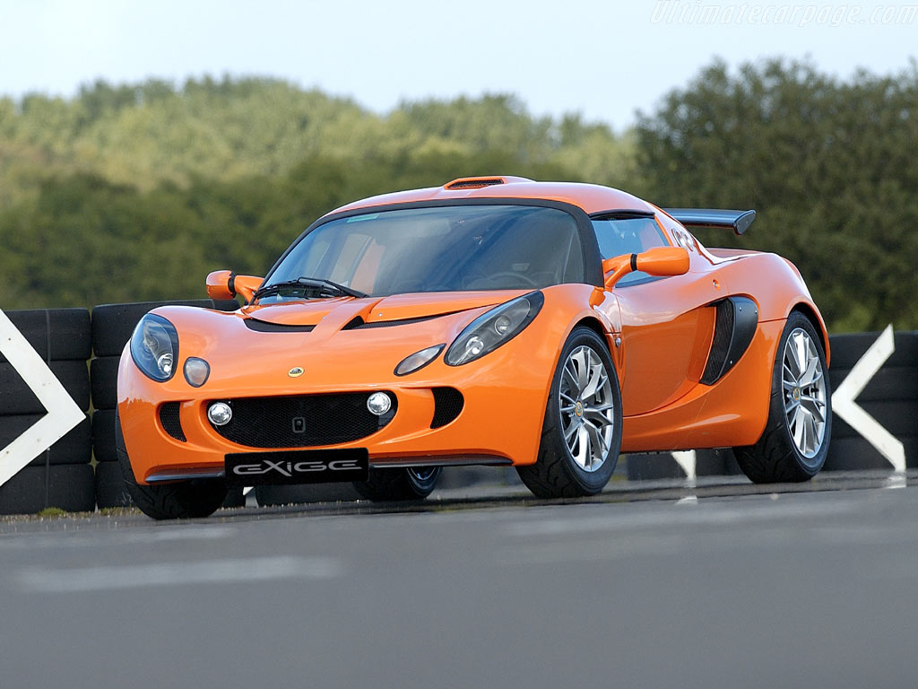 Lotus Exige Cup 240 High Resolution Image 1 Of 2