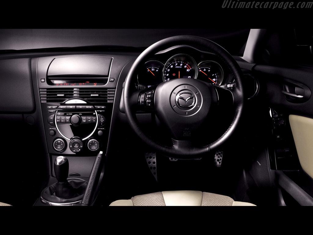 Mazda RX-8 Revelation High Resolution Image (4 of 6)