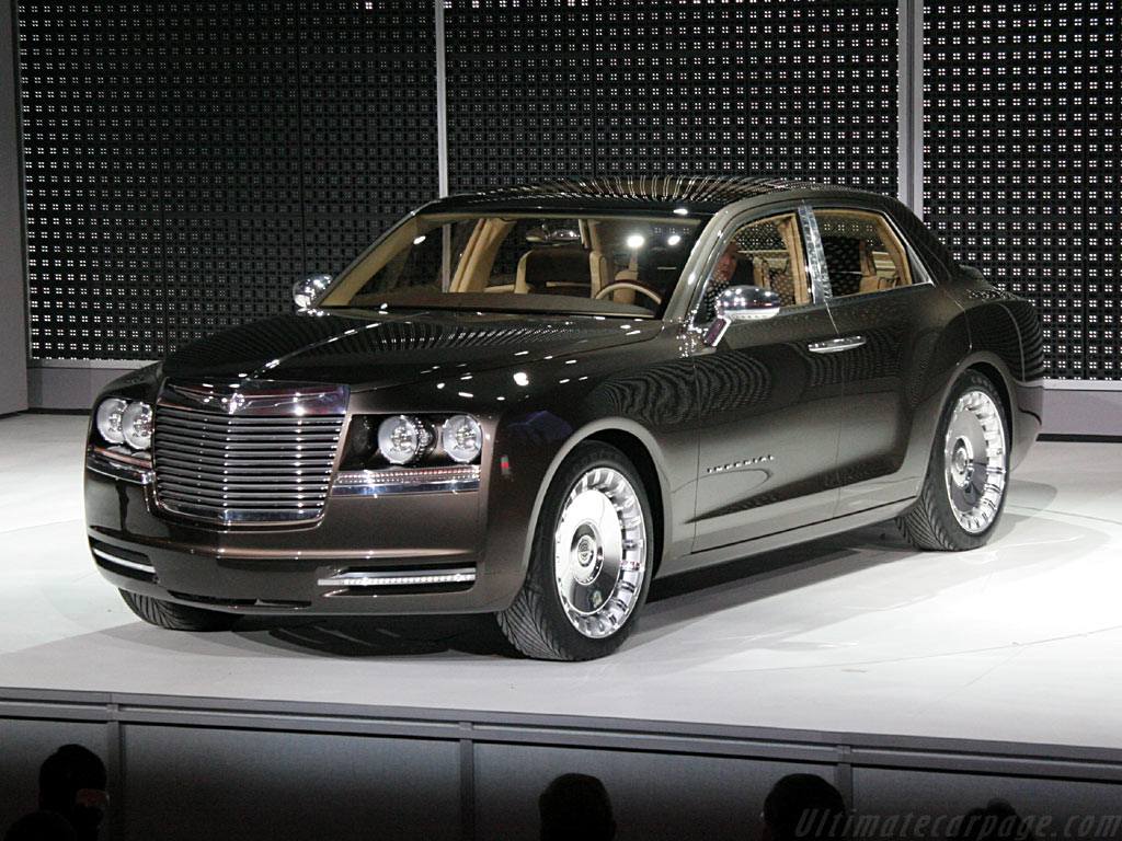 The 2010 chrysler imperial concept was my dream car for about a year until it was tabled because of the cost of manufacturing and the proposed mpg