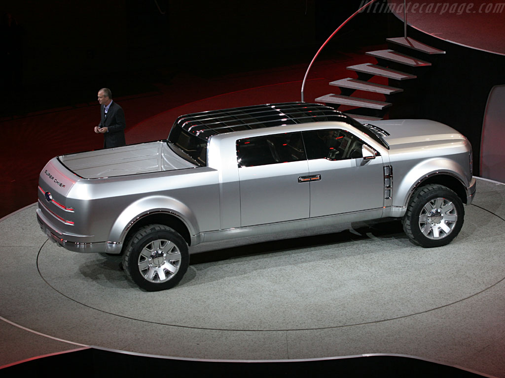Ford F250 Super Chief Concept High Resolution Image 3 Of 12