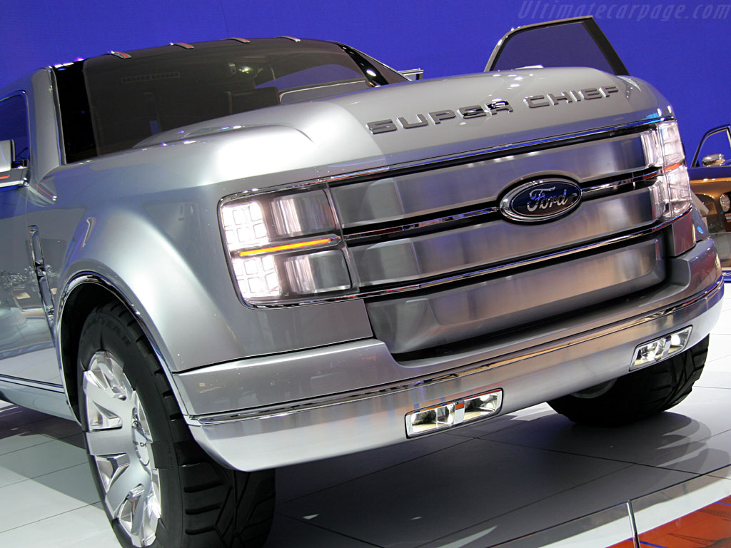 Ford F250 Super Chief Concept High Resolution Image 6 of 12