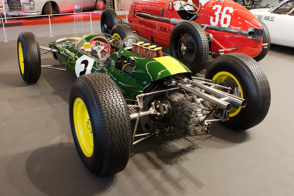Lotus Car Parts