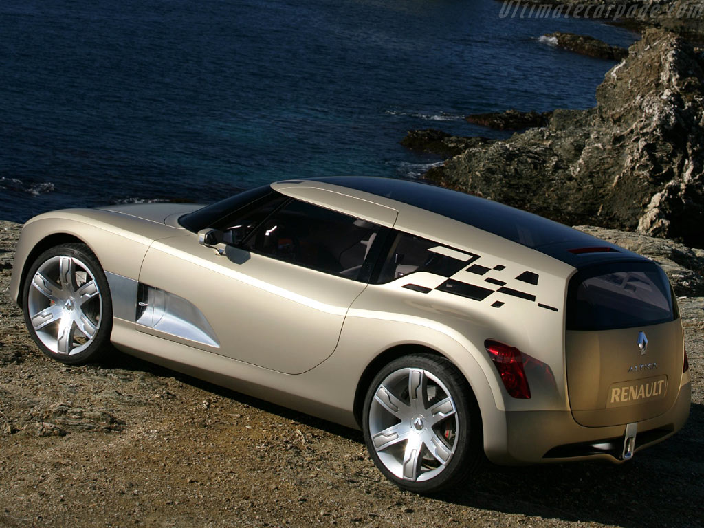 Renault Altica Concept High Resolution Image 4 Of 12