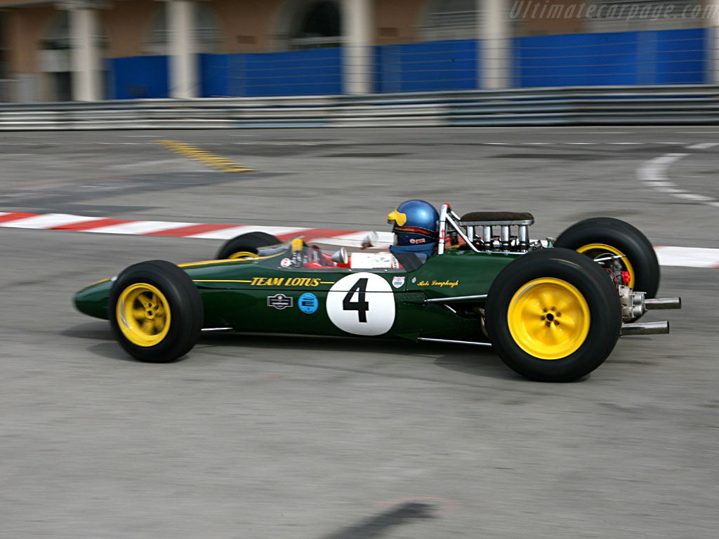 Lotus 33 Climax High Resolution Image 3 of 6