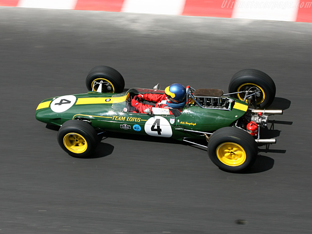 Lotus 33 Climax High Resolution Image 4 of 6