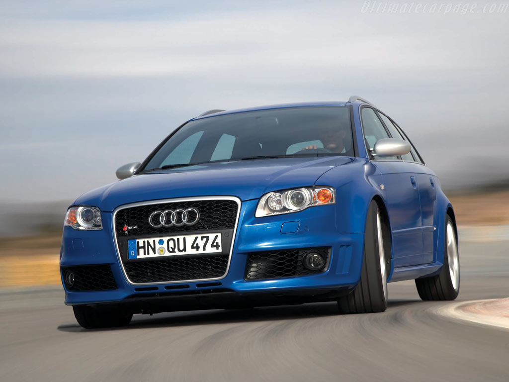 Audi Rs 4 Avant High Resolution Image 1 Of 6
