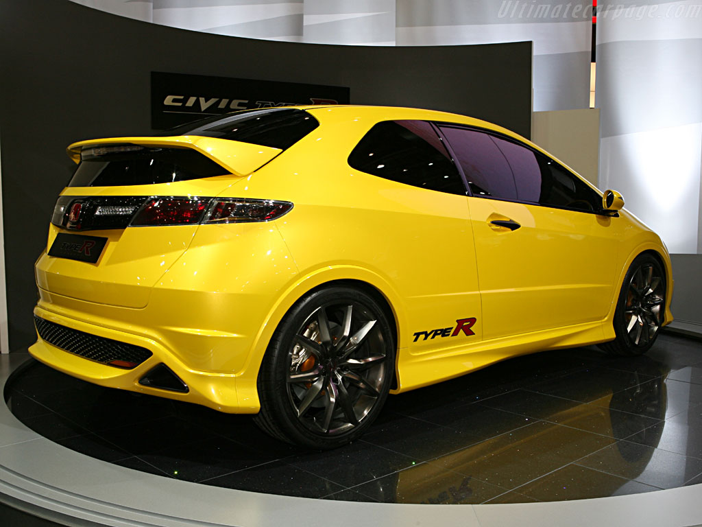honda civic si type r. Black Bedroom Furniture Sets. Home Design Ideas