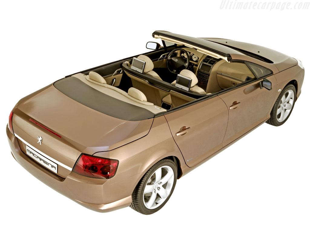 Peugeot Concept Car