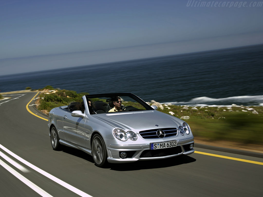 mercedes benz clk 63 amg cabriolet high resolution image. Black Bedroom Furniture Sets. Home Design Ideas