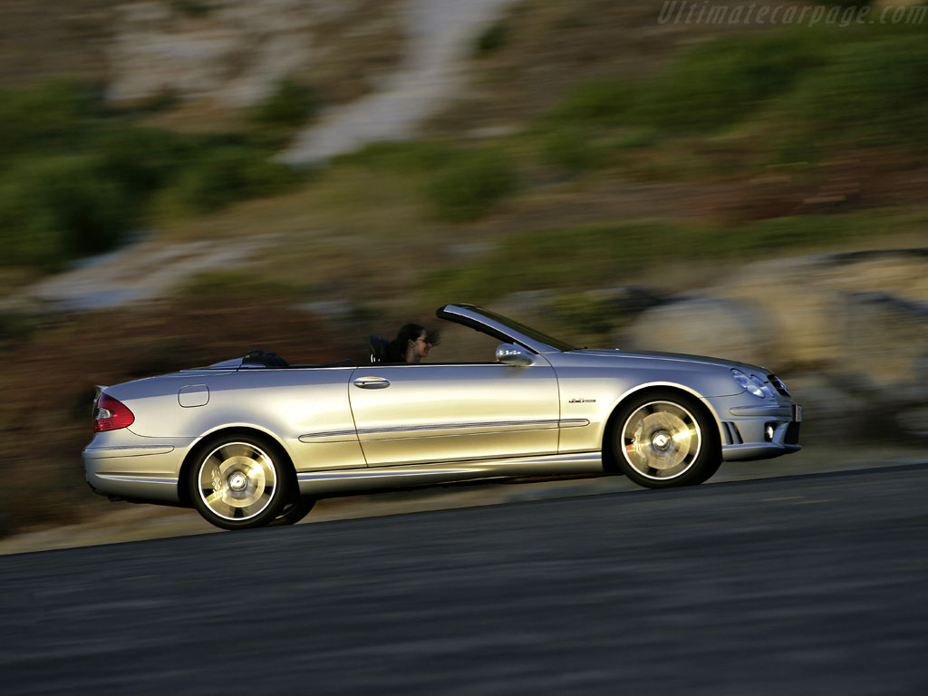 Mercedes benz clk 63 amg cabriolet high resolution image for Mercedes benz clk 63 amg