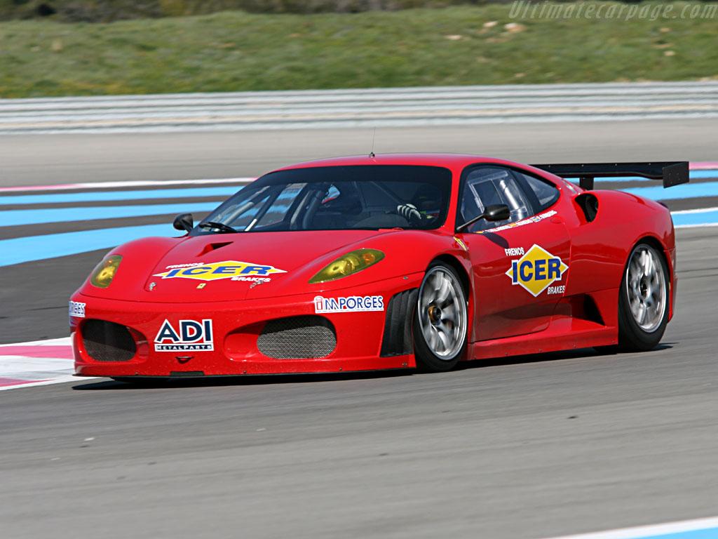 2006 ferrari f430 gtc高清图片