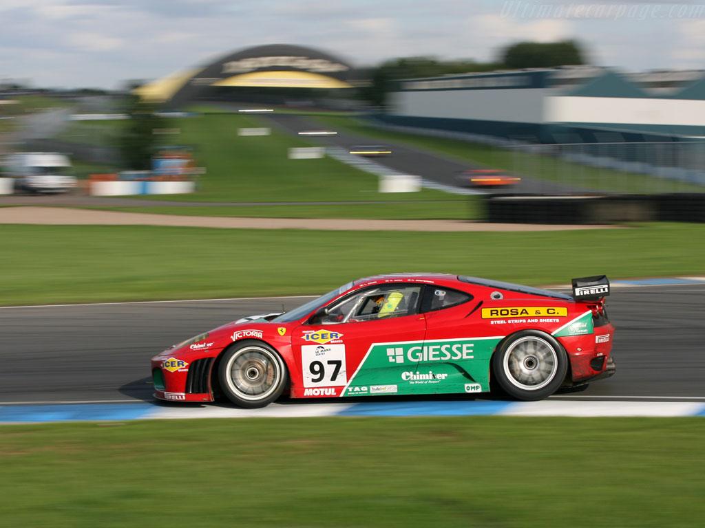 Ferrari F430 Gtc High Resolution Image 30 Of 36