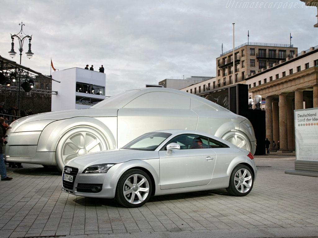 Audi TT Quattro 3.2 Coupe High Resolution Image (5 of 6)