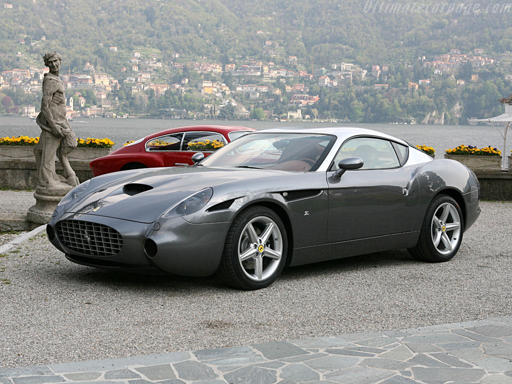 2006 Ferrari 575 GTZ Zagato