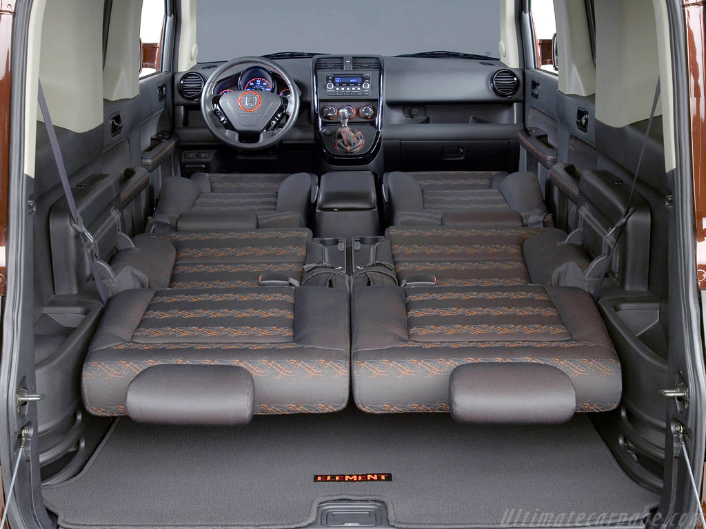 Honda Element Sc Concept High Resolution Image 6 Of 6