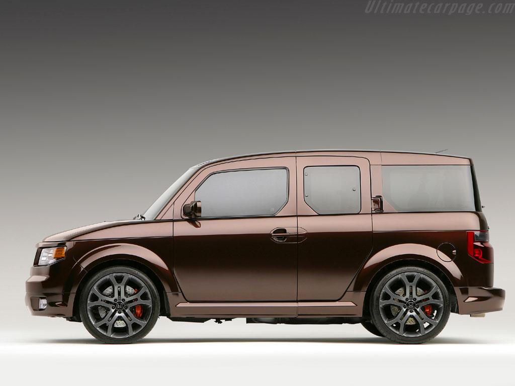 Honda Element Concept >> Honda Element SC Concept High Resolution Image (3 of 6)