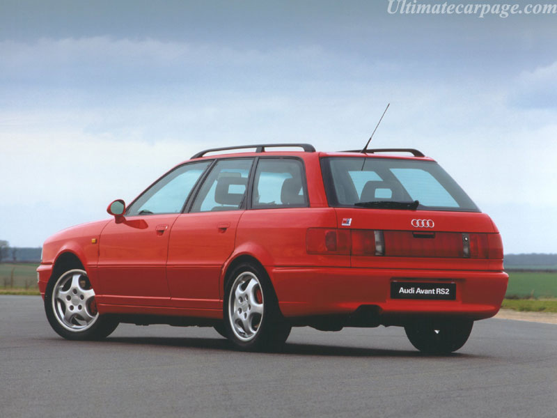 Audi Rs2 High Resolution Image 1 Of 1