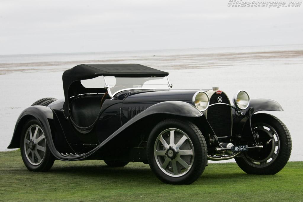Bugatti Type 55 Roadster S N 55231 2010 Pebble Beach