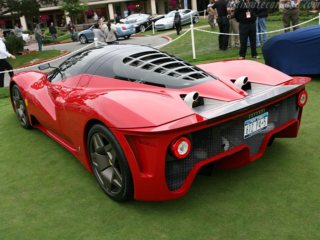 Ferrari P4 5 By Pininfarina 5