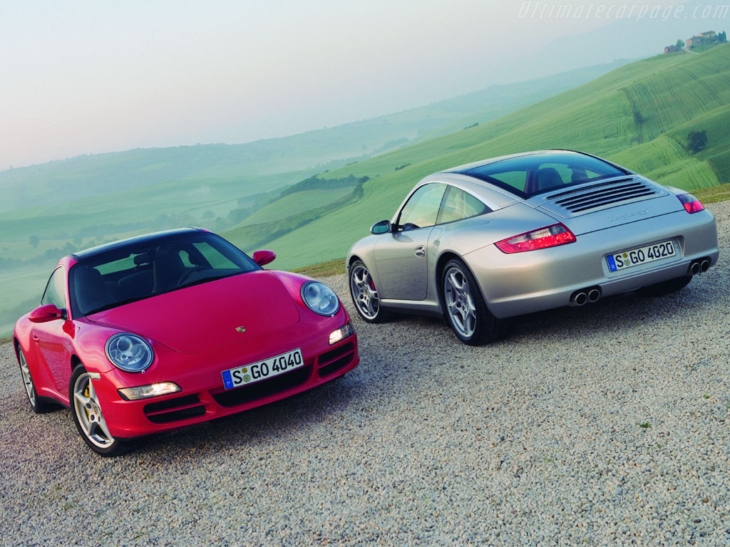 Porsche 997 Targa 4 High Resolution Image 1 Of 3