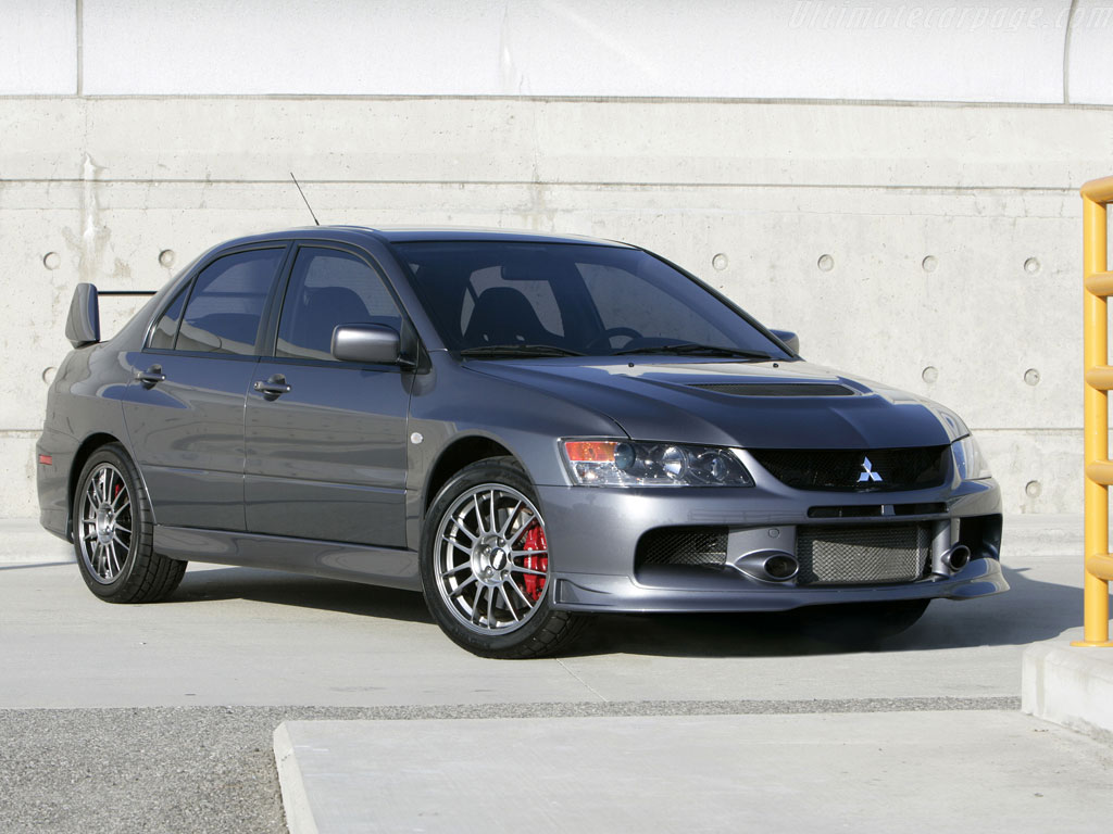 Mitsubishi Lancer EVO IX Special High Resolution Image (1 ...
