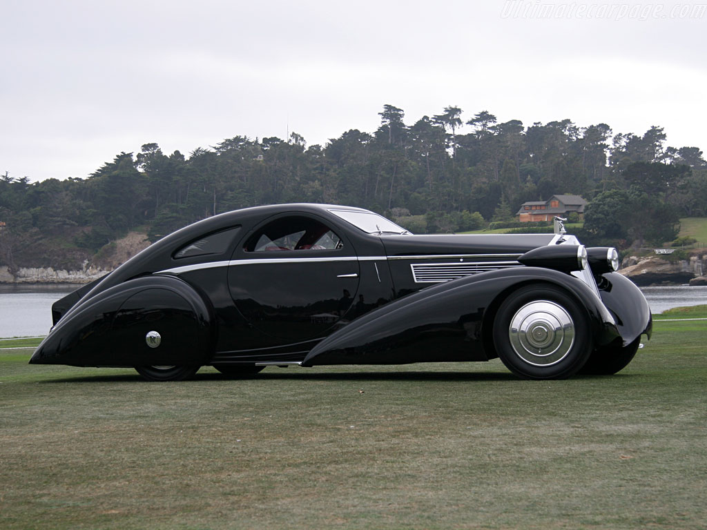 Rolls Royce Phantom I Jonckheere Coupe High Resolution