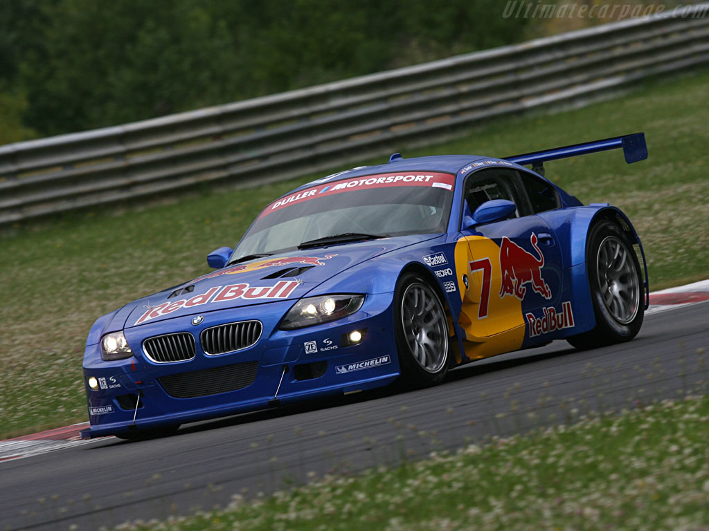 Bmw Z4 M Coupe Gt High Resolution Image 1 Of 12