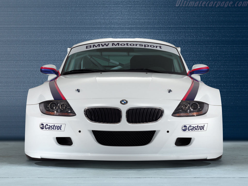 Bmw Z4 M Coupe Gt High Resolution Image 8 Of 12
