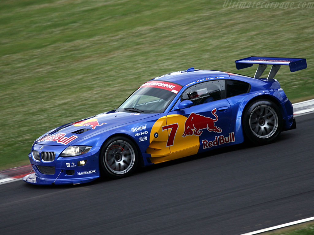 Bmw Z4 M Coupe Gt High Resolution Image 2 Of 12