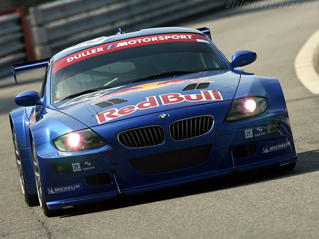 Bmw Z4 M Coupe Gt High Resolution Image 3 Of 12